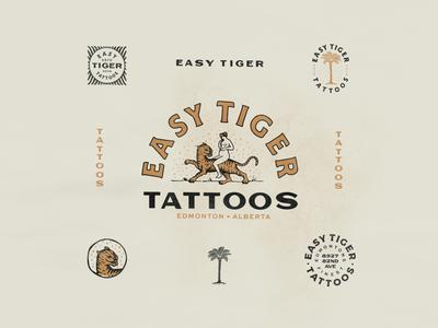Easy Tiger Tattoo