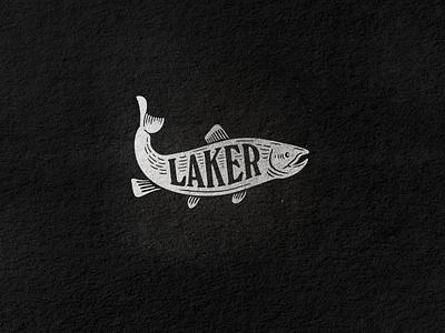 Laker Fish coffee texture fishing water fish saskatchewan alberta edmonton laker