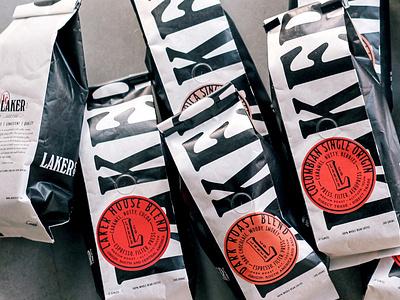 Laker Coffee Bags coffee canada alberta