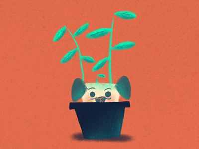 Dog Plant