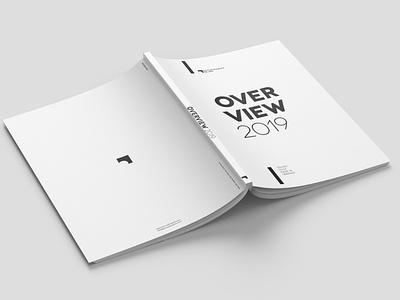 Porcelaingres Company Profile 2017-2019 art direction layout print design
