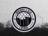 "Movement is Dead ""Chisinau 1436"""