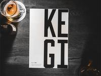 KEGI – Magazine concept