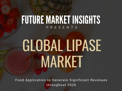 Lipase Market - Global Industry Analysis, Size and Forecast use of lipase in food industry lipase enzyme application industrial use of lipase