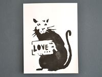 Poster - Stencil