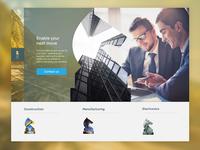 Knight Corporate Website