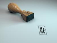 Stamp MMC modeling texturing lighting cinema 4d