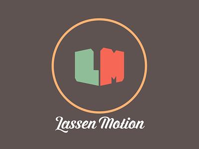 Lassen Motion Logo logo