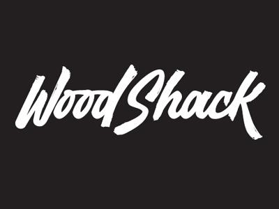 Wood Shack Logo logo design branding