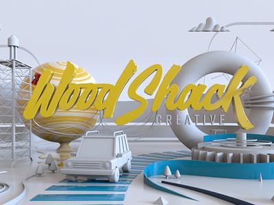 3D! illustration design logo branding 3d motion graphics mograph everyday animation cinema 4d