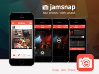 Jamsnap feature layout med