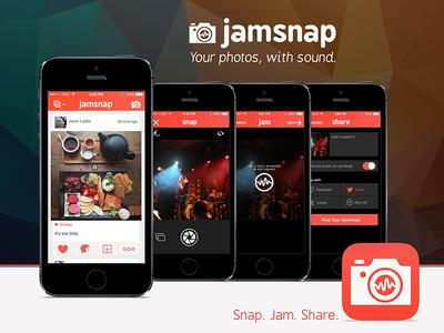 Jamsnap - coming soon