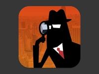 Secret Agent - App Icon