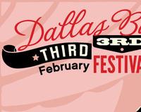 2012 Dallas Burlesque Festival Flyer (header)