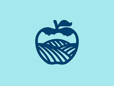 Donnybrook Balingup donnybrook apple fields hills leaf town shire logo