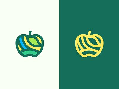 Donnybrook Mark donnybrook balingup apple river fields hills leaf town shire logo