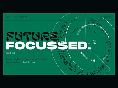 2020 Portfolio portfolio website design