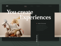 The New Zajno Website is Up and Live for Awwwards