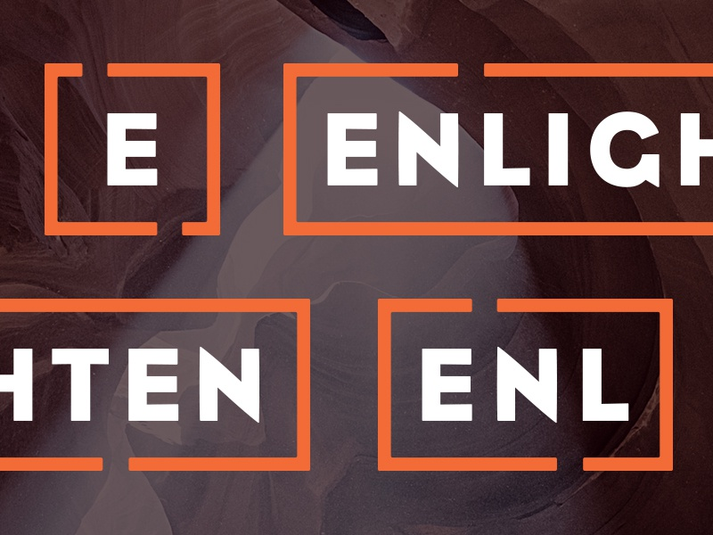 Dribbble enlighten logo