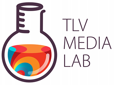 TLV Media Lab Logo. bong