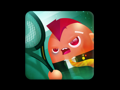 Jump, Smash! super casual jump smash squash gaming mobile icon app