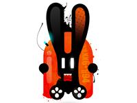 Turbulent  Rabbit