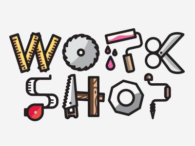 Icon Workshop icon iconography design illustration philly philadelphia aiga
