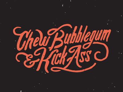 Chewbubblegum
