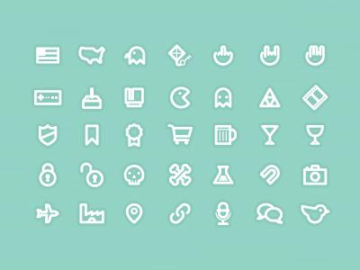 eyecons illustration icon iconography design