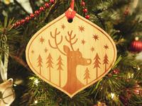 Xman Xmas Ornament