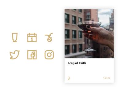 Fernet-Branca — Icons