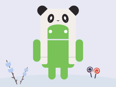 Android Holiday 2017 — Pandy