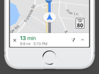 Speed Limit - Google Maps