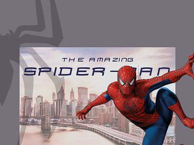 Spider Man design logo app icon graphic design illustration typography ux ui art