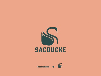 S+DUCK Pictorial Logo Mark duck logo business logo illustration logo mark pictorial marks letter s logo design mordern logo brand identity minimalistic logo design branding