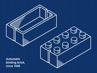 Automatic Bindding Brick
