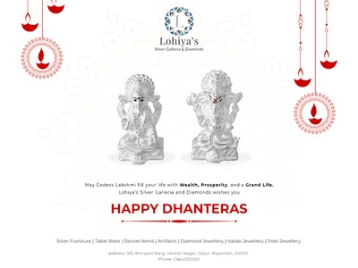 Creative post for the client | Greetings from the client diwali diwali post greetings dhanteras design indian magic design creative post client design post facebook post branding creative