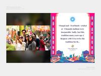 Jaipur literature festival(JLF) Social Wall design