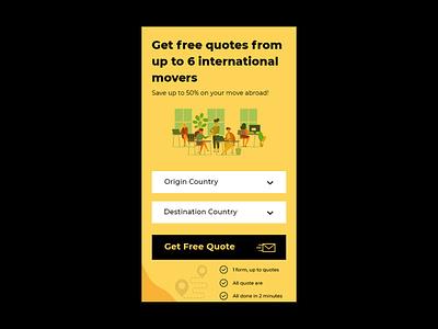 Illustration mobile design clean & modern design 2020 clean design modern design responsive design mobile design