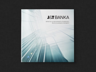 J&T Bank Brochure Mockup jt bank brochure mockup