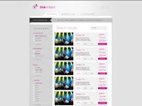 Web bookaband search