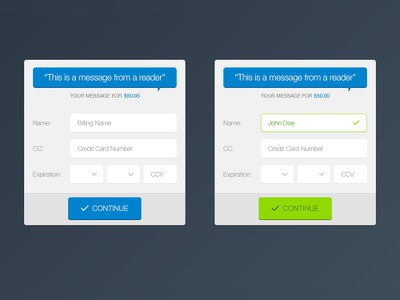 Freebie: Payment Form payment eshop form input select hover credit card shopping pay free psd