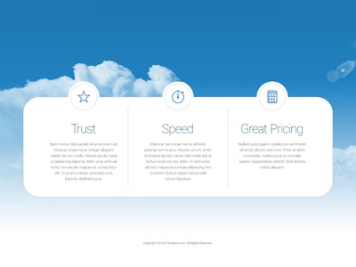 Freebie: Content Features