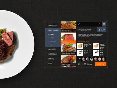 Freebie: Restaurant Order Interface