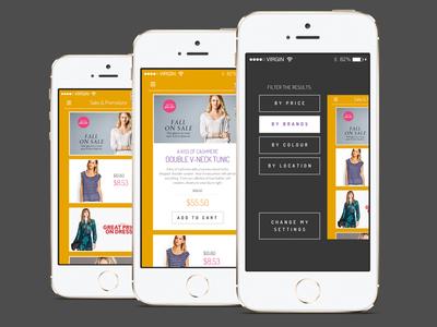 Freebie: iPhone shopping app