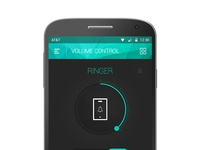 Freebie: Android Volume Control App