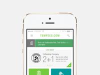 Freebie: Benefits App
