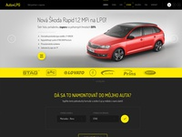 AutoplusLPG Website project