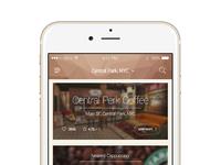Freebie: Coffeeshop Listing App