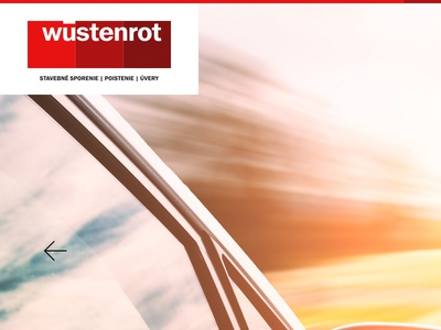 Wustenrot concept concept layout design smartphone mobile insurance wustenrot tender website